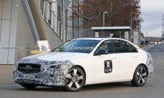 2022 Yeni Kasa Mercedes-Benz C Serisi (W206) Görüntülendi
