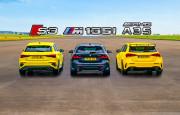 Hangisi Geçer? Audi S3 – BMW M135i – Mercedes-AMG A35