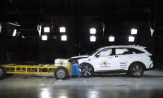 2020 KIA Sorento Euro Ncap Testi Yayınlandı
