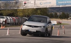 2020 Mazda MX-30 Geyik Testi Yayınlandı