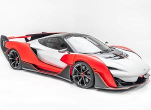 824 Beygirlik 2021 McLaren Sabre by MSO Tanıtıldı