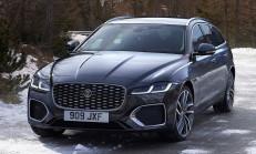 2021 Yeni Jaguar XF Sportbrake Özellikleri ile Tanıtıldı