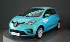 2021 Yeni Renault Zoe Türkiye Fiyatı Açıklandı