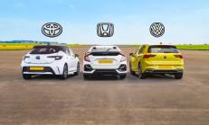 Hangisi Geçer? Volkswagen Golf – Toyota Corolla – Honda Civic