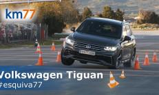 2020 Volkswagen Tiguan Geyik Testi Yayınlandı