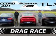 Hangisi Geçer? 2021 Acura TLX – Honda Accord – Hyundai Sonata N Line
