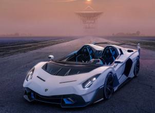 770 Beygirlik Lamborghini SC20 Tanıtıldı