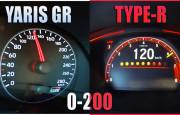 Hangisi Daha Hızlı? Toyota GR Yaris – Honda Civic Type R