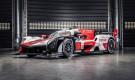Toyota'nın 680 BG'lik Le Mans Yarış Aracı Tanıtıldı