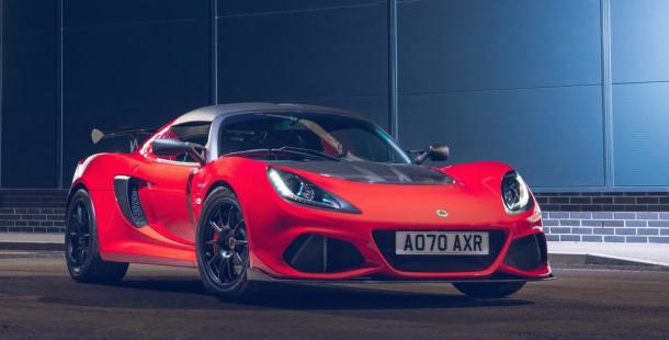 2021 Lotus Exige Sport 420 Final Edition Özellikleri ile Tanıtıldı