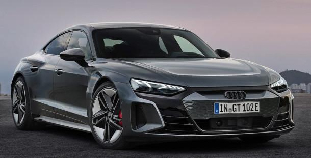 646 PS'lik Elektrikli 2022 Audi RS e-tron GT Özellikleri – Rakipleri – Fiyatı