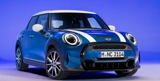 5 Kapı 2022 Yeni Mini Cooper S Teknik Özellikleri ile Tanıtıldı