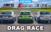 Hangisi Geçer? BMW M5 – Audi RS6 – Mercedes-AMG E63 S