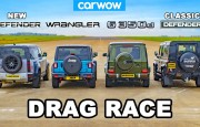 Hangisi Geçer? Mercedes G350 – Jeep Wrangler Rubicon – Defender Kardeşler