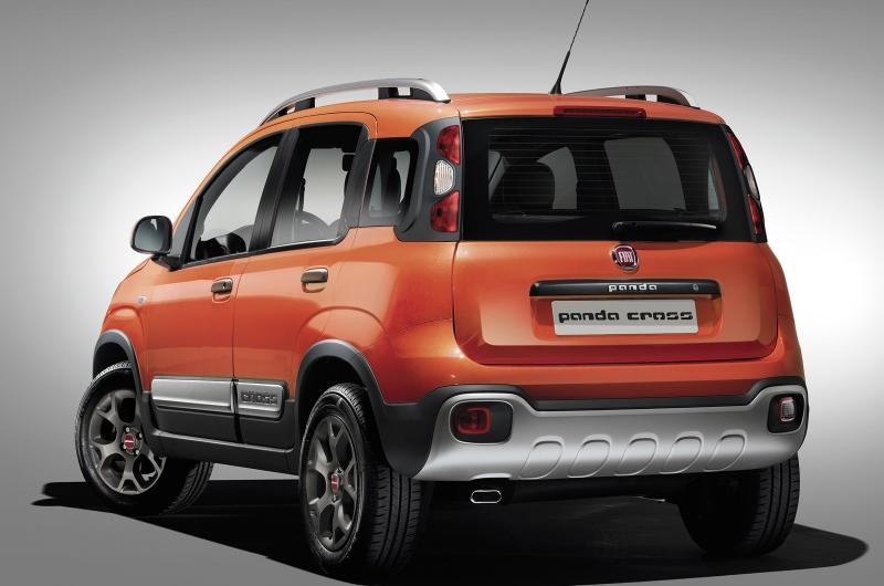 2014 Fiat Panda Cross Ortaya Çıktı - Oto Kokpit