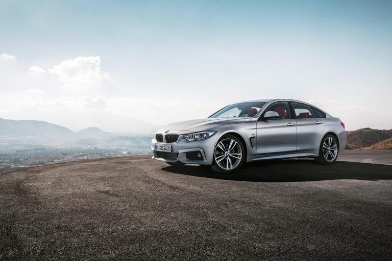 2014 Yeni BMW 4 Serisi Gran Coupe Teknik Özellikleri