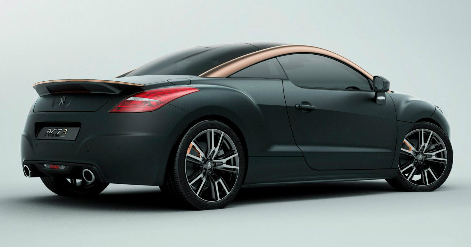 2014 yeni kasa peugeot rcz r avrupa 39 da sat a sunuldu. Black Bedroom Furniture Sets. Home Design Ideas