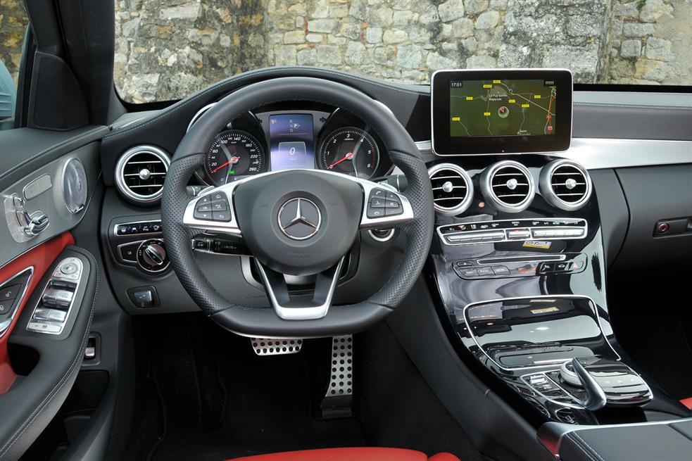 2014 yeni kasa mercedes c serisi türkiye fiyatı ve teknik