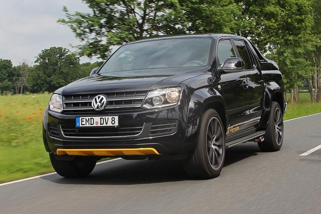 2014 Mtm Volkswagen Amarok V8 Passion 4 2 Tdi