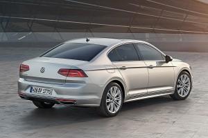 2016 Yeni Kasa Volkswagen Passat Tasarımı