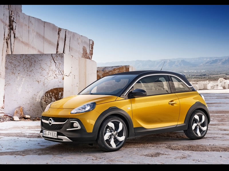 opel adam rocks zellikleri oto kokpit. Black Bedroom Furniture Sets. Home Design Ideas