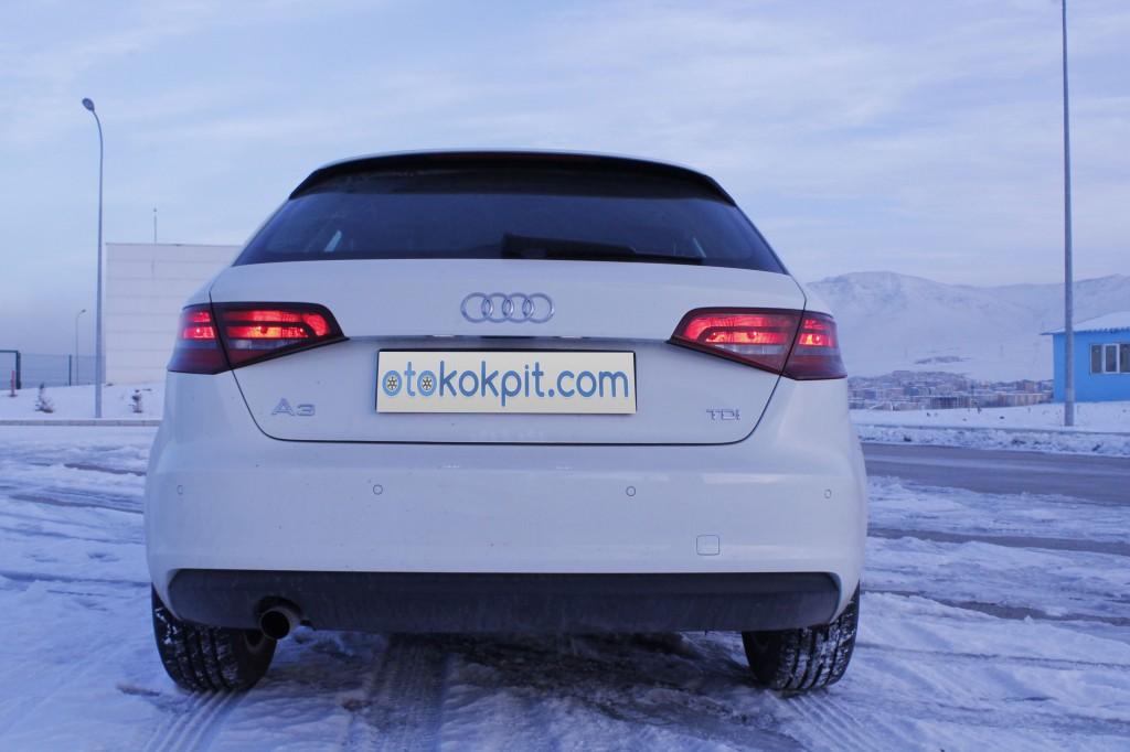 Yeni Audi A3 Sportback 1.6 TDi - 2