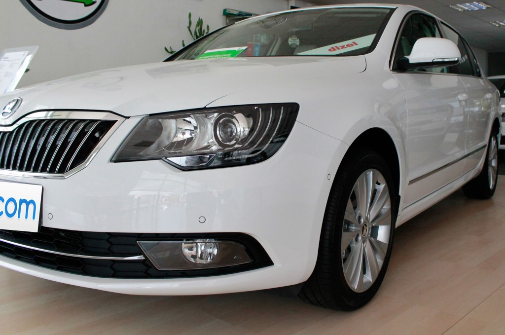 2014 Skoda SuperB 1.6 TDİ DSG GreenTech-1