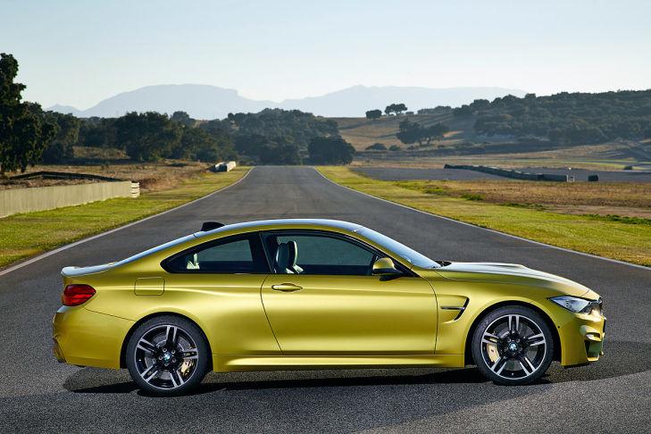 2014 Yeni Kasa BMW M3 Sedan ve BMW M4 Coupe Türkiye Fiyatı ...