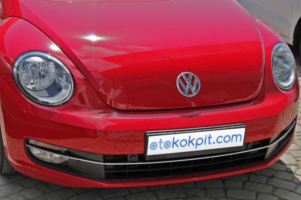 2014 Yeni Volkswagen Beetle 1.2 TSİ DSG Design İncelemesi