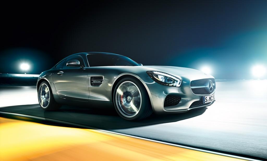 2015 Yeni Mercedes GT Teknik Özellikleri