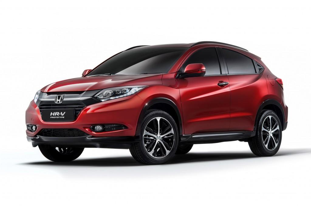 Yeni Kasa Honda HR-V