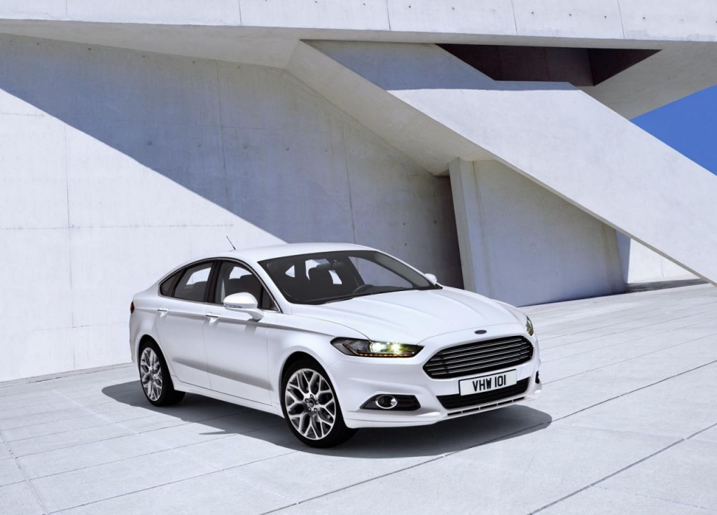 2015 Yeni Ford Mondeo - 1