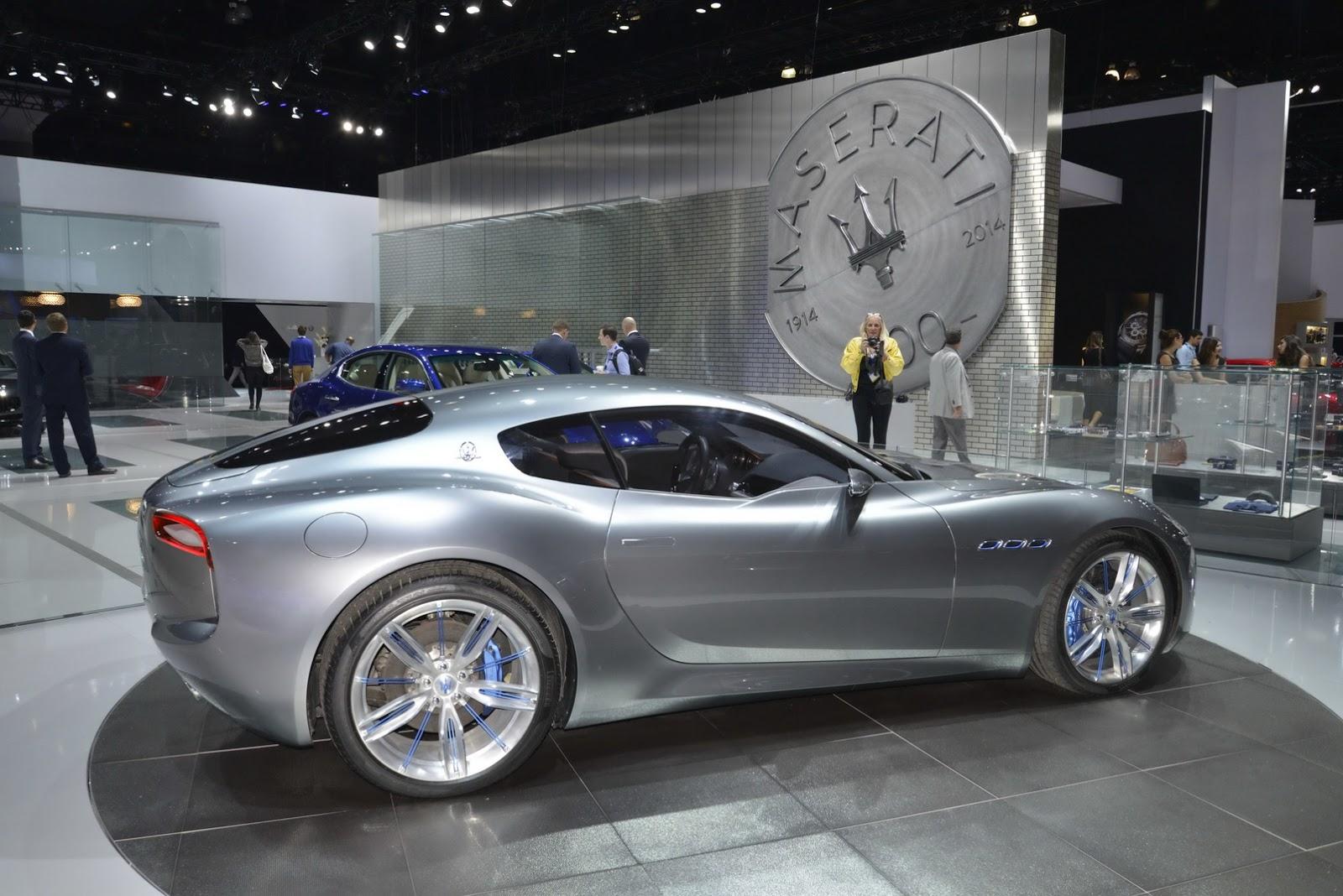 2014 Los Angeles Auto Show'dan En Özel Görüntüler