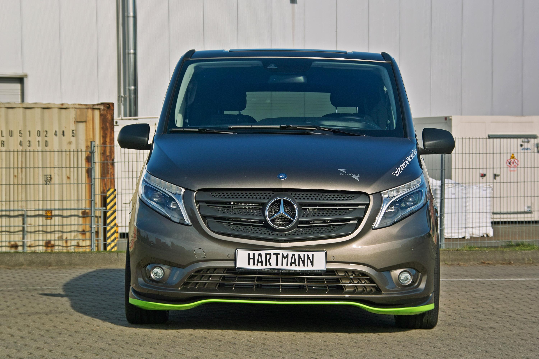 Hartmann Tuning 2014 Yeni Mercedes Vito Oto Kokpit