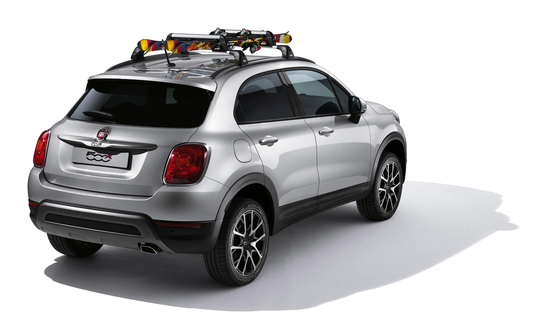 2016 Fiat 500x Oto Kokpit