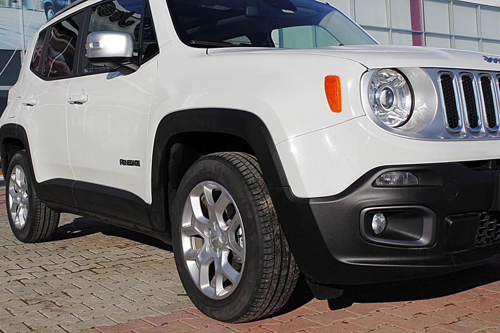 2015 Yeni Jeep Renegade 1 6 Multijet Dizel Limited İncelemesi