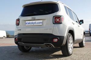 2015 Yeni Jeep Renegade Tasarım