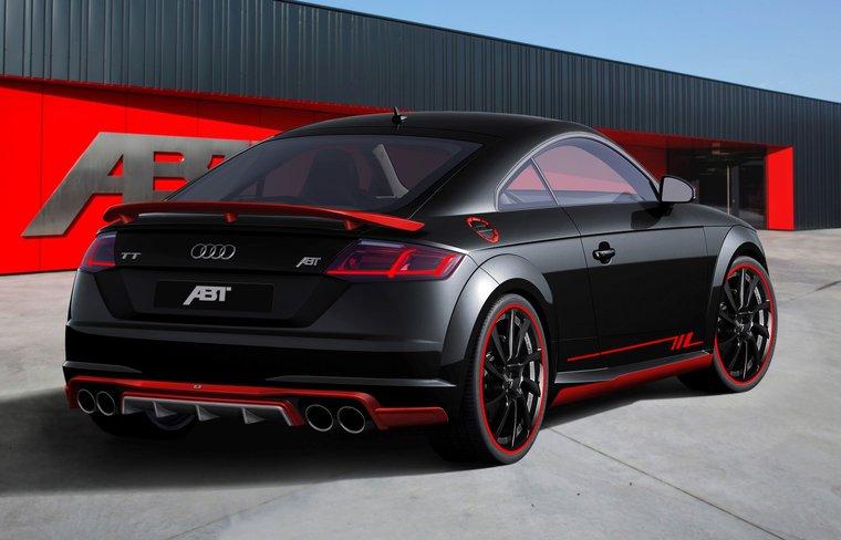 ABT 2015 Yeni Audi TT Modifiye Kiti Yayınlandı