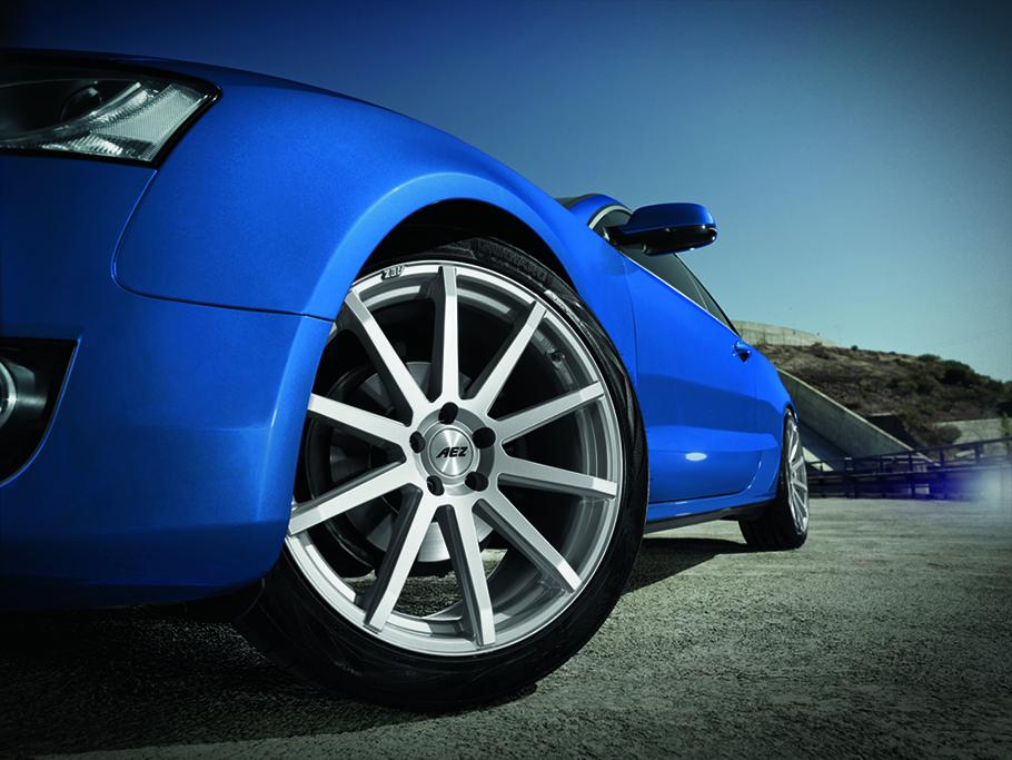 Audi, BMW ve Mercedes-Benz İçin Yeni AEZ Jantları Hazır ...