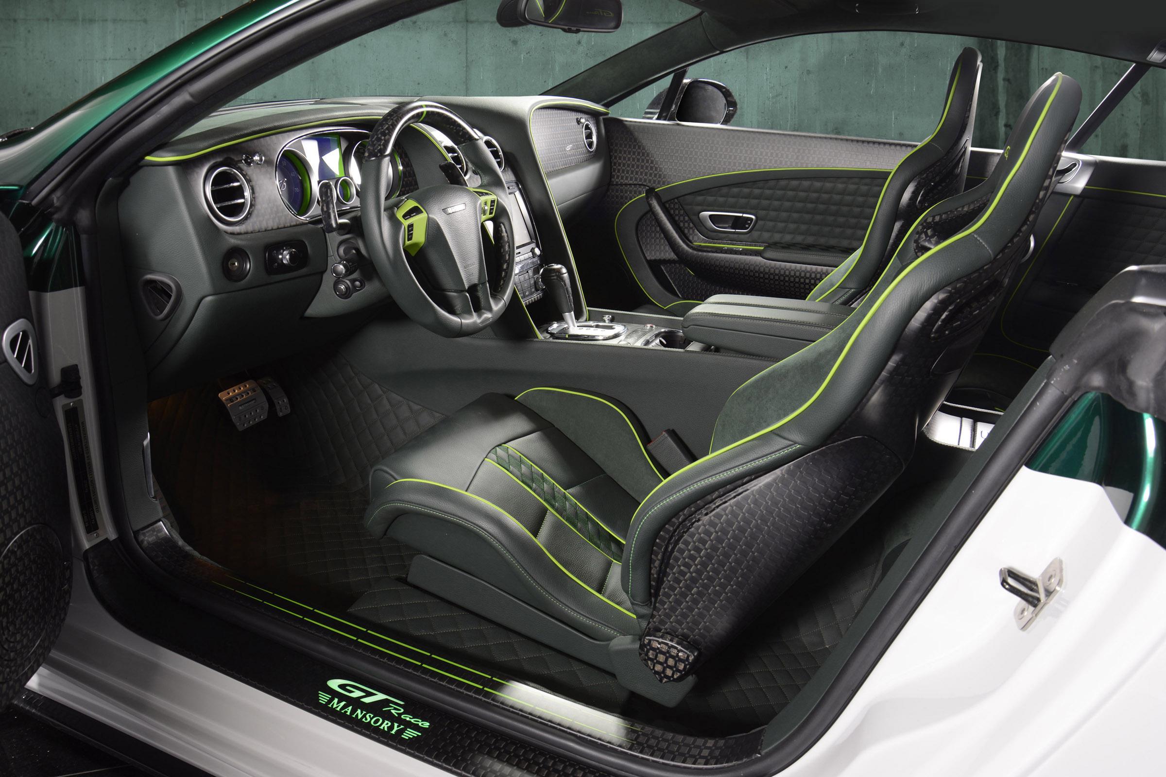 1000 Beygirlik Bentley Continental GT