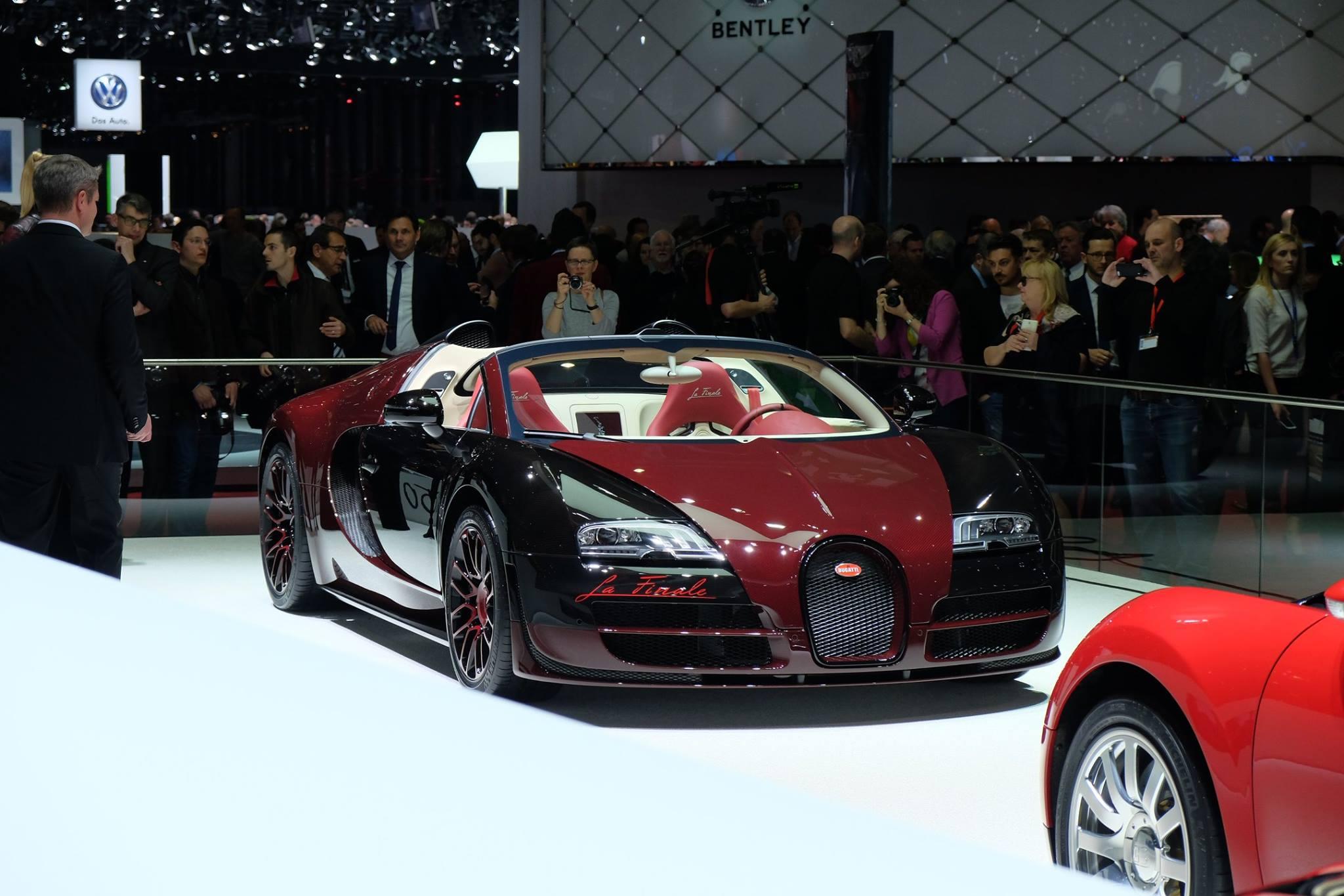 2015 yeni bugatti veyron grand sport vitesse la finale. Black Bedroom Furniture Sets. Home Design Ideas