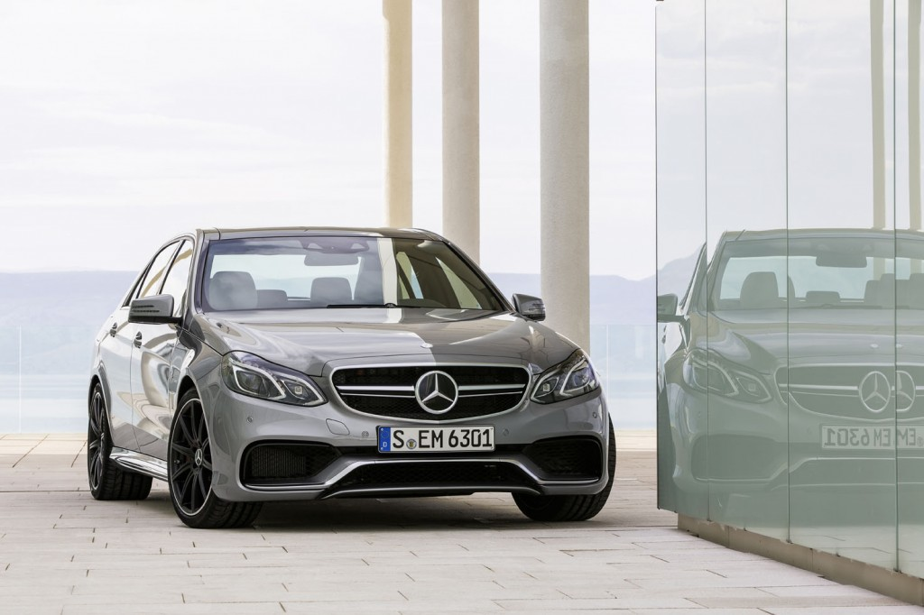 Mercedes-Benz E 63 AMG (W212) Facelift