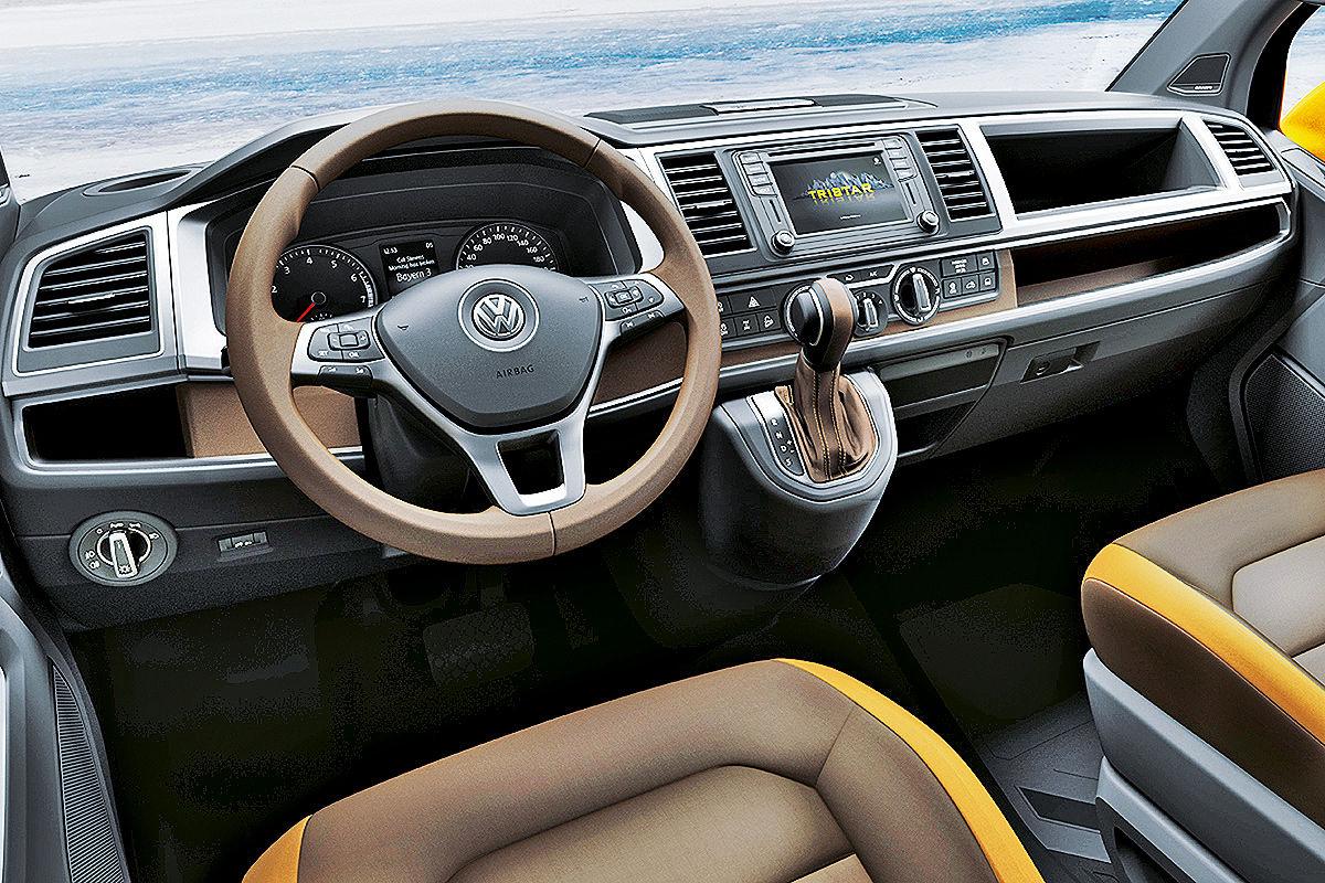 2015 Yeni Kasa Volkswagen Transporter T6 - Oto Kokpit