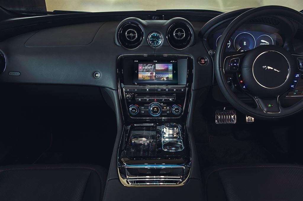 2015 Yeni Jaguar XJ - 8
