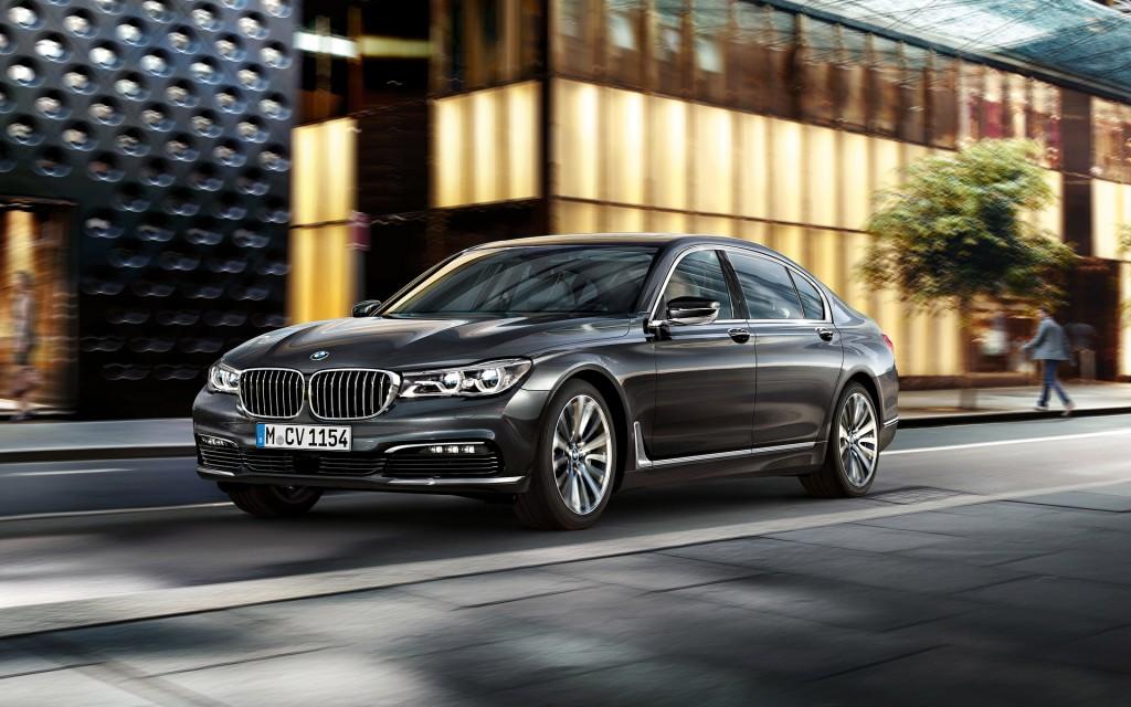 2015 Yeni Kasa BMW 7 Serisi