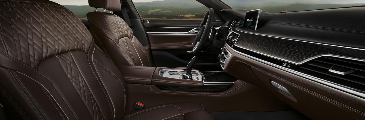 2015 Yeni Kasa BMW 7 Serisi - Oto Kokpit