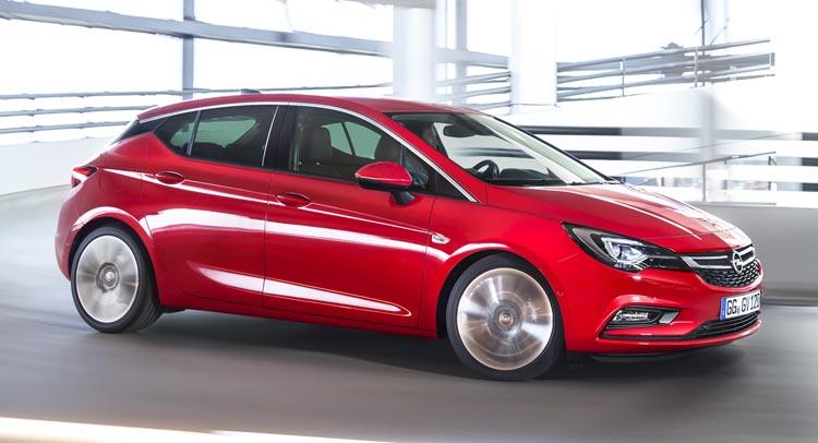 2015 Yeni Kasa Opel Astra K