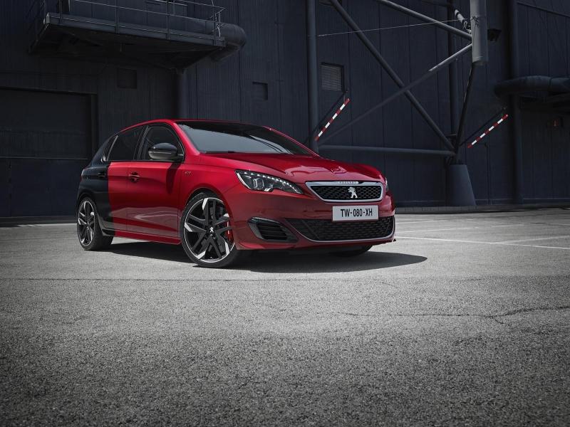 2015 Yeni Kasa Peugeot 308 GTi Teknik Özellikleri  - 9