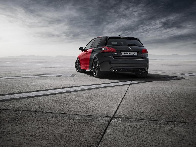 2015 Yeni Kasa Peugeot 308 GTi Teknik Özellikleri  - 7