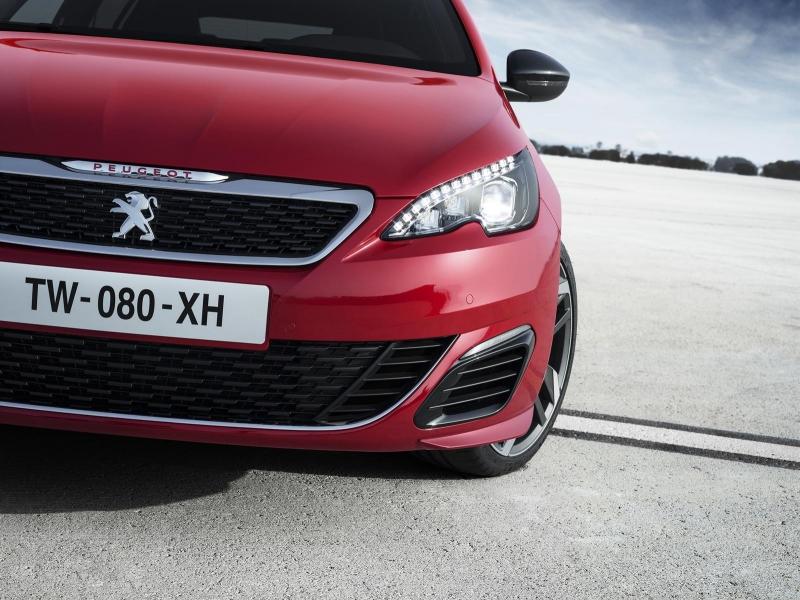 2015 Yeni Kasa Peugeot 308 GTi Teknik Özellikleri  - 5